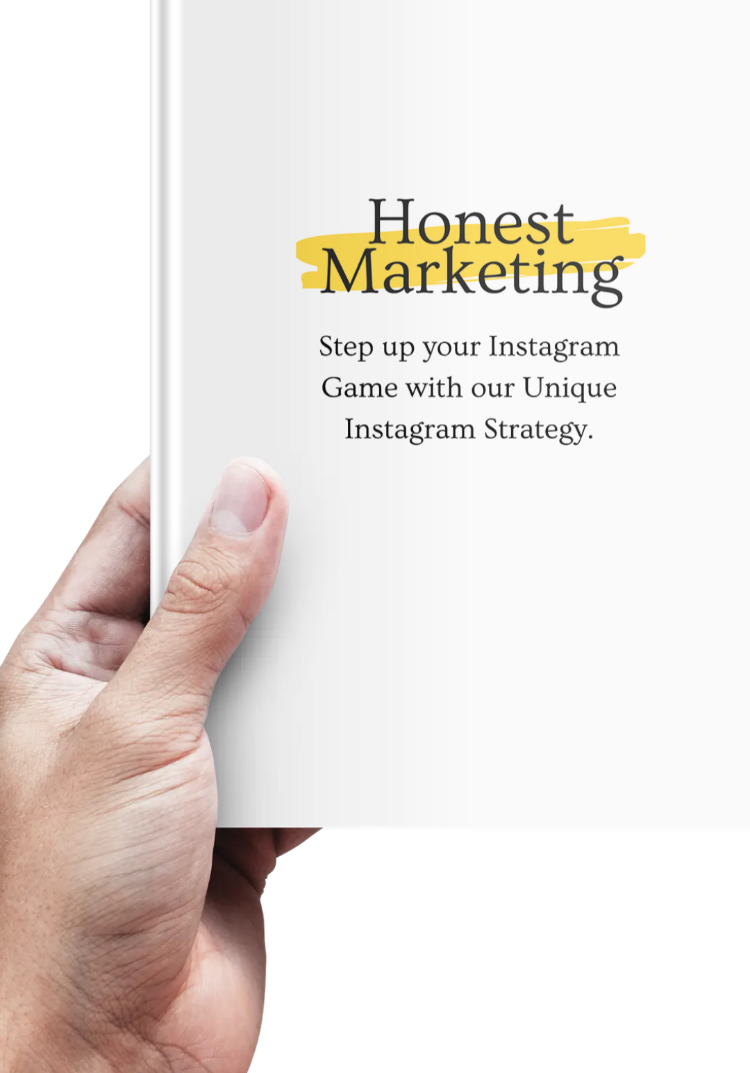 Step up your Instagram Game with our Unique Instagram Strategy. (1)